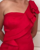 Evening Dress Red Size 8 Jessica Simpson in Kingwood, Texas
