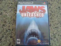 Jaws video game for playstation 2 in Fort Belvoir, Virginia