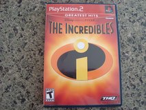 The incredible playstation 2 game in Fort Belvoir, Virginia