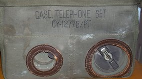 Army Field Phone in Houston, Texas