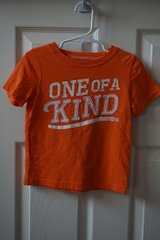 Boys Carter's Orange One of a Kind Top Size 24 Months in Bolingbrook, Illinois