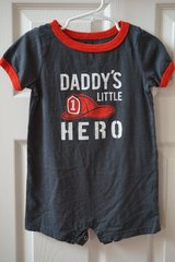 Boys Carter's Daddy's Hero Jumper Size 24 Months in Bolingbrook, Illinois
