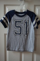 Boys Carter's Athletic 51 Shirt Size 3T in Lockport, Illinois