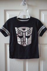Boys Transformers Shirt Size 3T in Lockport, Illinois