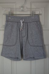 Boys Carter's Grey Cotton Shorts Size 4T in Lockport, Illinois