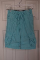 Boys GAP Teal Jammer Shorts Size 4 Years in Lockport, Illinois