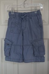 Boys GAP Bluish-Grey Jammer Shorts Size 4 Years in Lockport, Illinois