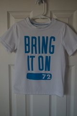 Boys Carter's Bring It On Shirt Size 4T in Aurora, Illinois