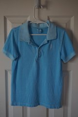 Boys Carter's Blue Polo Shirt Size 4T in Aurora, Illinois