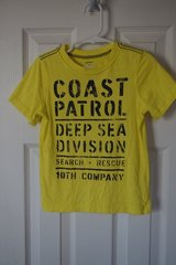 Boys Carter's Coast Patrol Shirt Size 4T in Aurora, Illinois