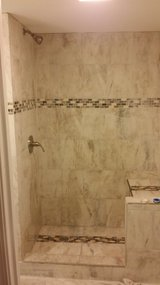 custom bath and showers in Oswego, Illinois