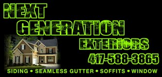 Next Generation Exteriors in Fort Leonard Wood, Missouri