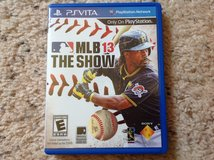 PS Vita MLB The Show Game in Camp Lejeune, North Carolina