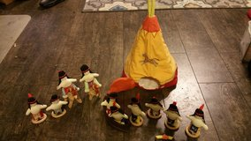 10 Little Indians soft play set in Houston, Texas