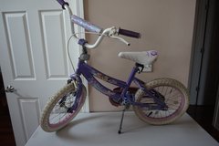 "Kid Bike Disney Princess 16"" Bicycle in Naperville, Illinois"