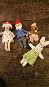 Great for Easter!  Soft toy set - like new in Houston, Texas