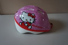 Hello Kitty Bike Helmet in Lockport, Illinois