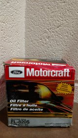 Motorcraft FL820S Silicone Valve Oil Filter (T=6) in Fort Campbell, Kentucky