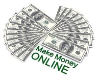 how to make money on line in Los Angeles, California