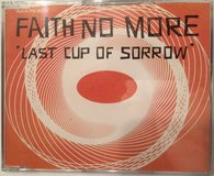 Faith No More Last Cup of Sorrow CD Pt 2  OOP in Cary, North Carolina