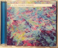 U-Ziq Chewed Corners CD Like New! in Naperville, Illinois