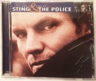 The Very Best Of Sting & The Police CD in Glendale Heights, Illinois