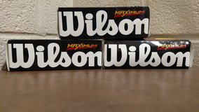 Golf Balls Lot 3 Box Wilson Maximun Straighter Longer Complete Set Box # 1 to #4 (T=8) in Fort Campbell, Kentucky