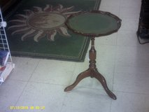 Vintage side table in San Ysidro, California