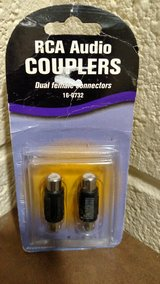 Arista 16-0732 RCA F/F Couplers (2 Pack) (T=32) in Clarksville, Tennessee