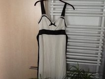 Charlotte Russe Off White Babydoll Dress-Med in Ramstein, Germany