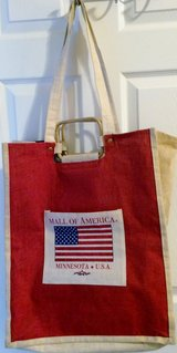 MALL OF AMERICA TOTE, PURSE, BAG - NEVER USED in Lakenheath, UK