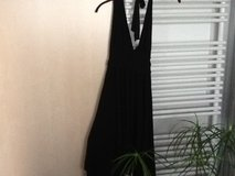 Med Black Halter Dress in Ramstein, Germany