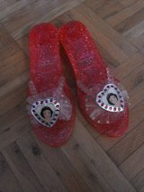 Disney shoes SnowWhite red in Ramstein, Germany
