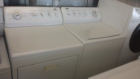 kenmore washer and dryer in Waldorf, Maryland