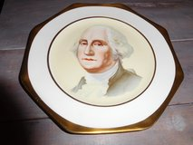 George and Martha Washington Plates in Orland Park, Illinois