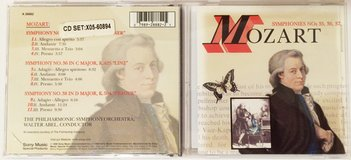Mozart Symphonies No 35,36,37 in Yorkville, Illinois