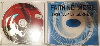 Faith No More Last Cup of Sorrow CD Pt1  OOP in Glendale Heights, Illinois