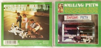 Beach Boys Covers: Various Artists - Smiling Pets  Rare OOP in St. Charles, Illinois