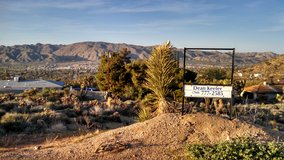 YOU CANT BEAT THIS DEAL ! OWN YOUR OWN LOT OVER LOOKING YUCCA?!   O.W.C.own your own land small ... in Yucca Valley, California
