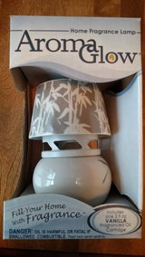 Aroma Glow Home Fragrance Oil Lamp Decorative Lamp Vanilla  NEW in Bolingbrook, Illinois