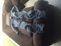 One piece leathers in Camp Pendleton, California