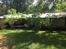 2b 2 b $900 includes utilities mobile home for rent with large front porch on Lake Vernon in Fort Polk, Louisiana