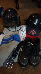 Baseball stuff in Conroe, Texas