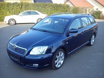 Reduced! Automatic 2004 Toyota Avensis 2.4 Station Wagon in Spangdahlem, Germany