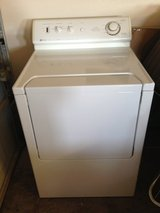 Maytag Gas dryer; large capacity with gas line parts included. in El Paso, Texas