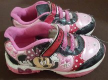 Minnie Mouse velcro shoes (size 9M) in Camp Lejeune, North Carolina