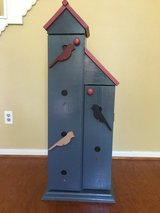 Wooden Storage - Bird House in Kingwood, Texas