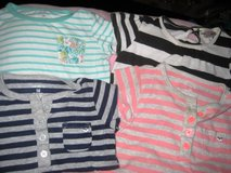 4 18 month striped shirts in Spring, Texas