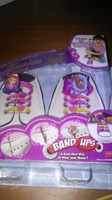 Band Ups -stretch shoe laces in Spring, Texas