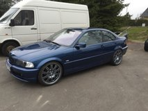 BMW e46 328i Coupe MY 2000 Automatic Xenon very clean in Ramstein, Germany